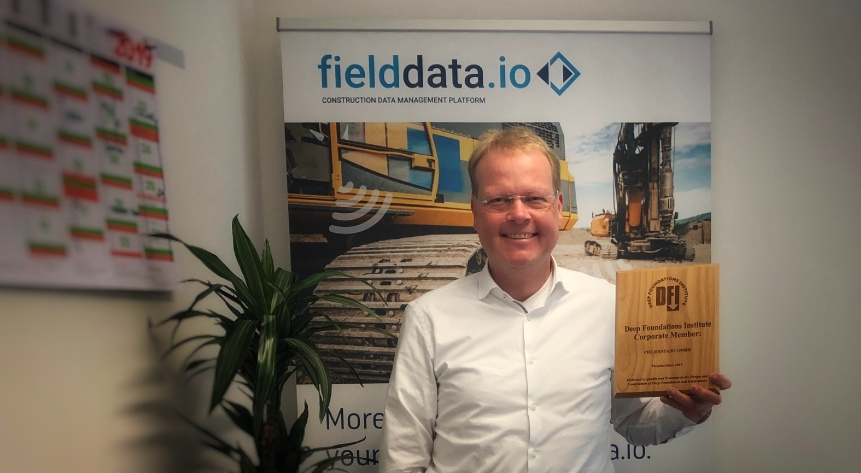fielddata.io GmbH participates in DFI's 44th Annual Conference on Deep Foundations