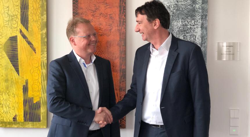 fielddata.io GmbH und BAUER Maschinen GmbH schließen Kooperationsvertrag