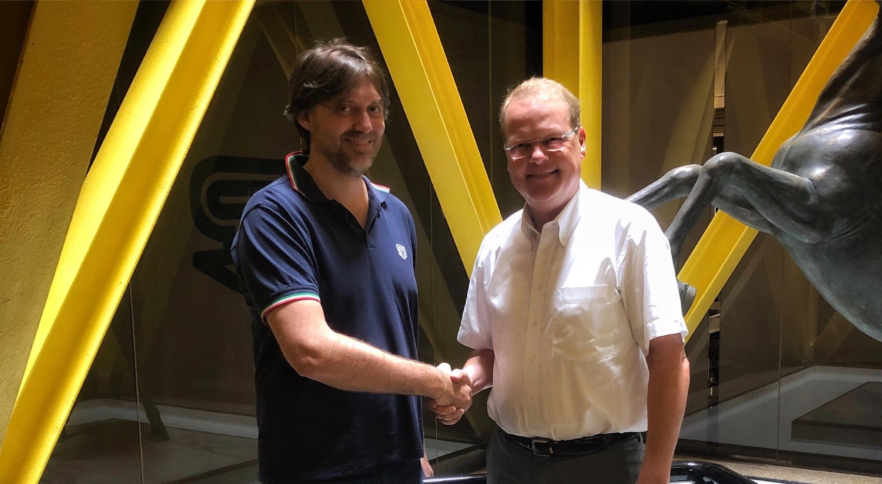 fielddata.io GmbH und Casagrande S.p.A. schließen Kooperationsvertrag